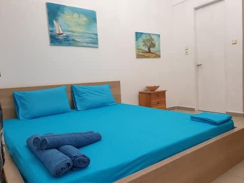 Studio on the beach   Velika Larissa Greece