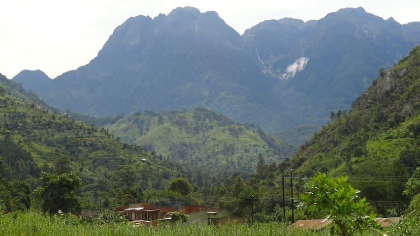Rwenzori Homestay - Fort Portal - Casa