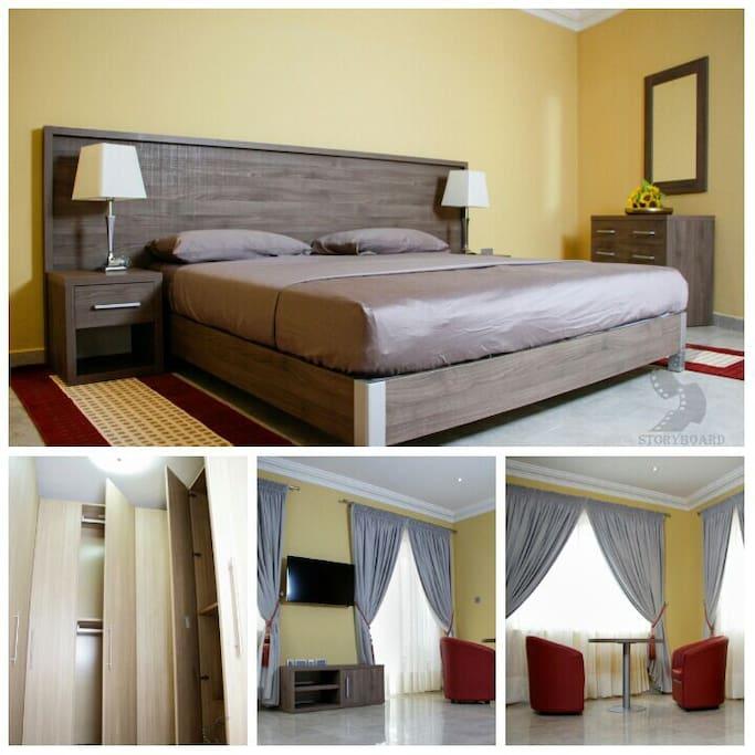 3 bed unit