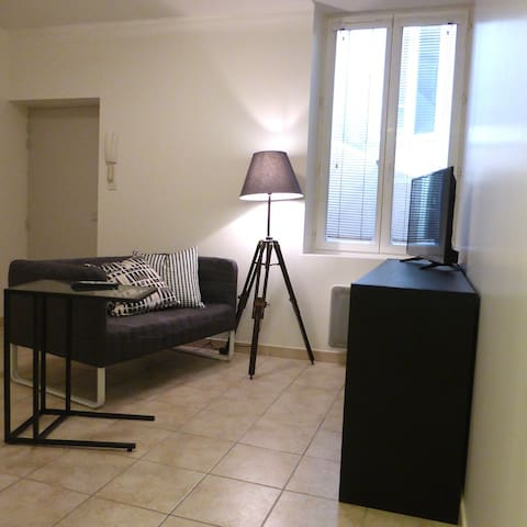 T1 centre ville St Affrique - Saint-Affrique - Appartement