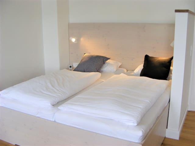 Herrenhaus 4 - Doppelbett