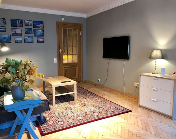 Charming flat in the very heart of St.Petersburg