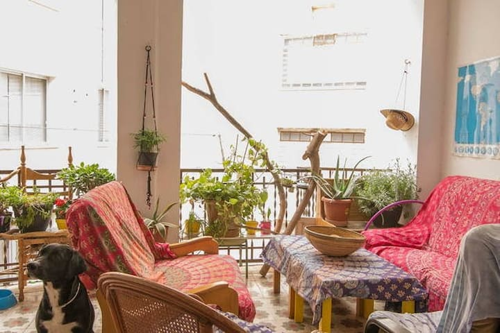 Single Room in a Share Apartment - Palma - Byt