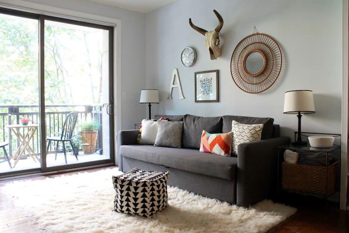 3 Bed & 1 Bath Condo - Charlotte - Apto. en complejo residencial