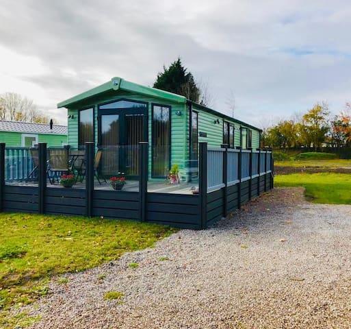 Borwick Lakes Holiday Caravan