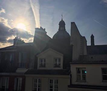 Appartement Cosy dans le Marais - Párizs - Lakás