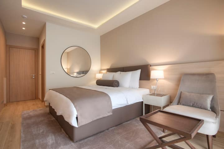 Standard dbl/twin room, Villa Gracia 4*