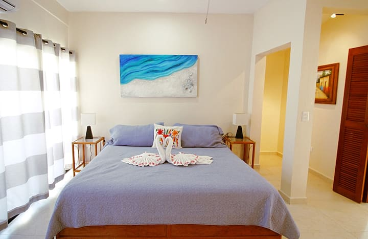 1 room apartment in Magical Puerto Morelos