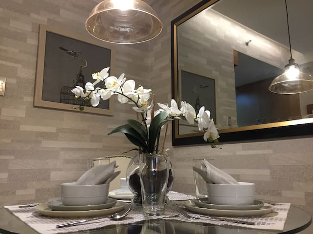 NEW!Beautiful 1BR Luxury Condo at Shell Residences - Pasay - Wohnung