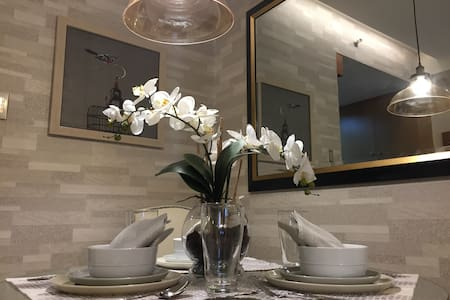 NEW!Beautiful 1BR Luxury Condo at Shell Residences - Pasay
