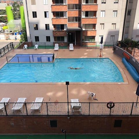3 Alcobas, Ciudad del Rio, piso 5