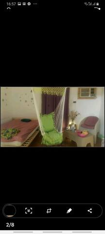Quite and cozy room for ladies & married couples