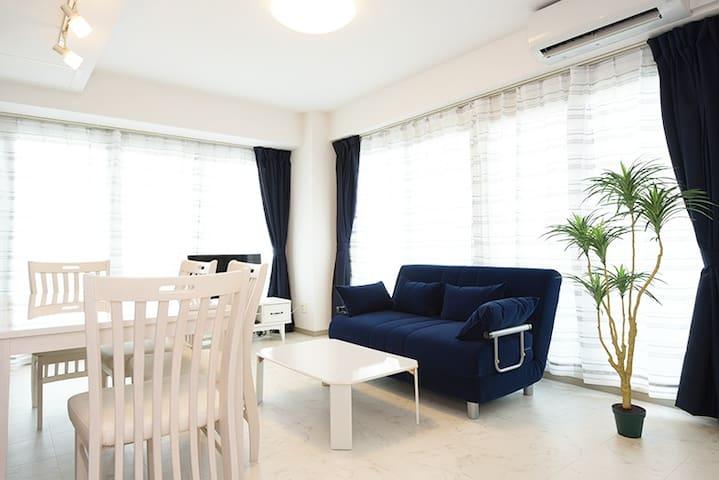 (1027)Stylish modern apartment in Otaru