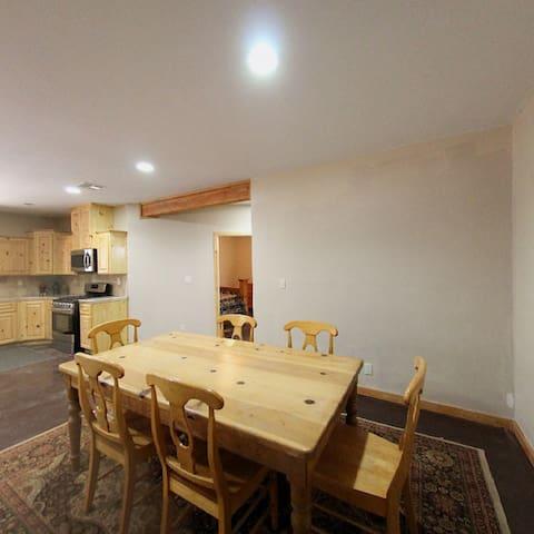 Greenhorn Manor- Basement (Base House)