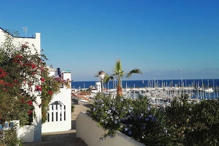 Independent Study-Apartment in Sitges, Barcelona - Sitges - Casa