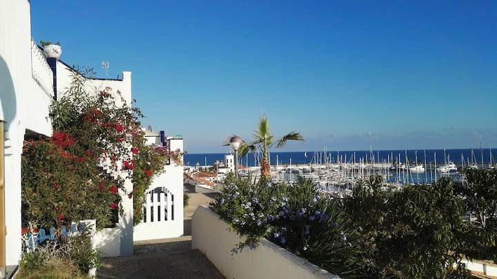 Independent Study-Apartment, Wifi, in Sitges, Bcn