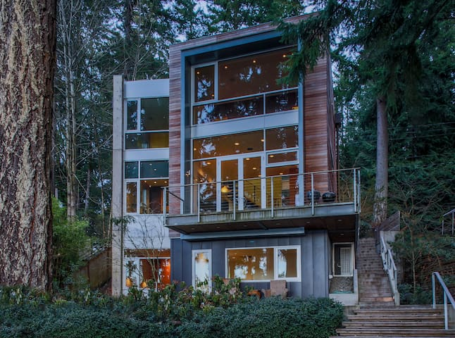 Bayside Retreat on Bainbridge Island - Bainbridge Island