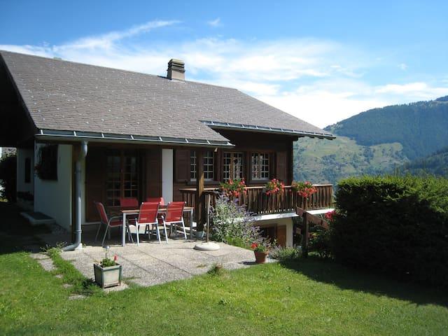 Chalet à Haute-Nendaz - Nendaz - Huis