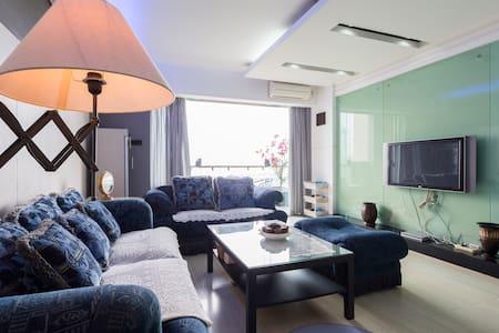 Beaches within 5min. Seaview Balcony. 3Bd 2Bth APT - Xiamen Shi - 公寓