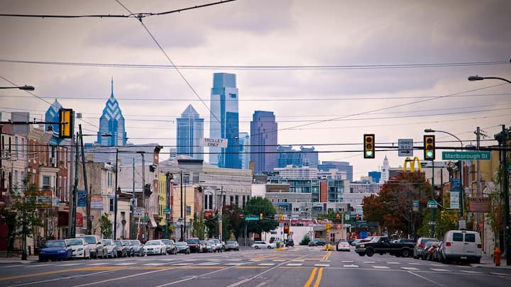 Heart of Fishtown, Philadelphia