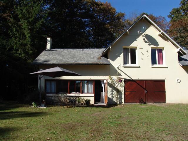 vakantiehuisje aan de Loire Frankrijk