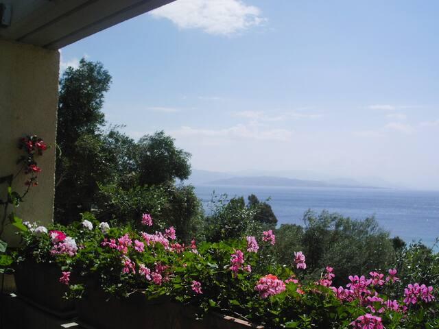Seaview House Barbati