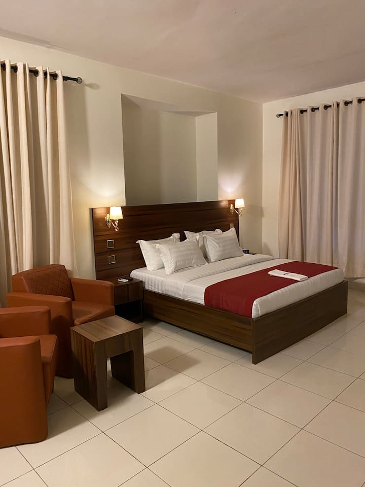 Luxury Room in Victoria Island Lagos With a View
