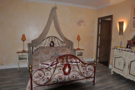 Chambres d'hôtes Le Bourdet - Saint-Sauveur-de-Cruzières