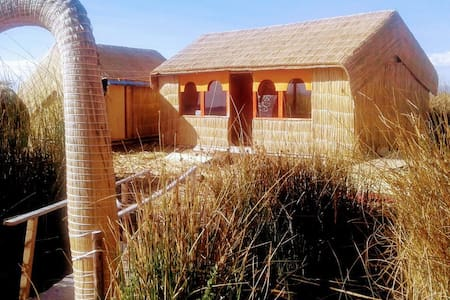 UROS INTI  Floating experiences !!!