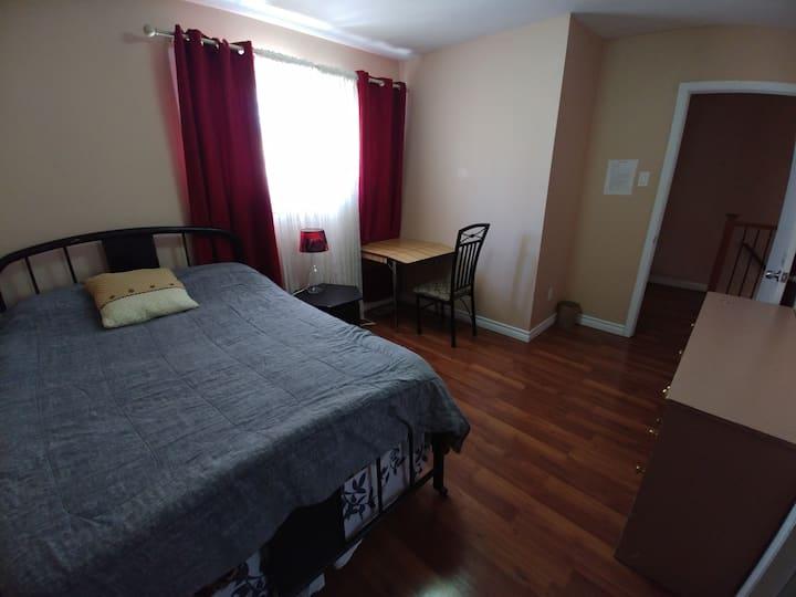 Master Bedroom on Taylor (B3) happy social house