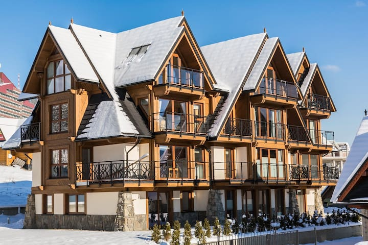 PAJO IV -Polana Szymoszkowa Ski-Resort
