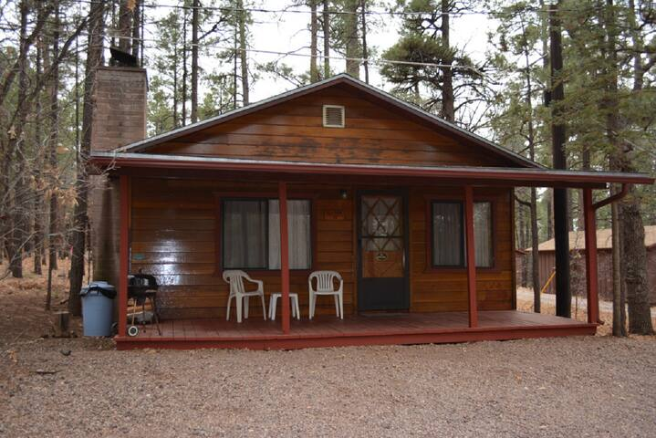 Whispering Pines Resort Cabin 14