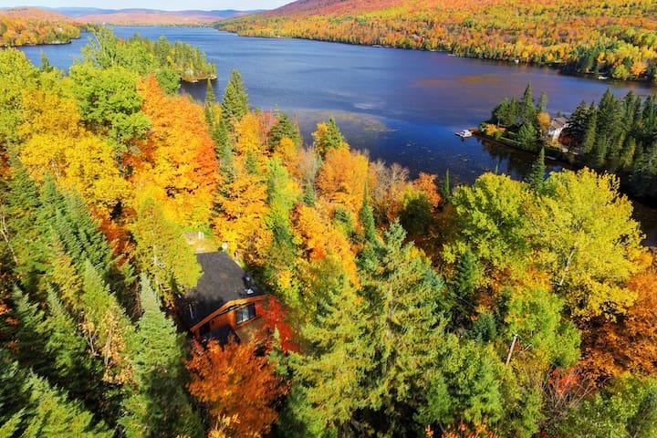 Ma petite cabine, St-Donat, Lac archambault - Saint-Donat-de-Montcalm - Chalet