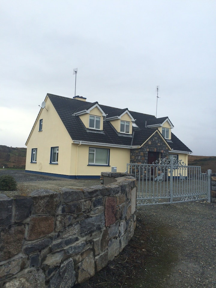 4 Bed House Oughterard Connemara