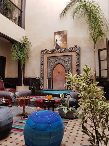 Riad samara: Get your best deal for you next stay - Marrakech - House