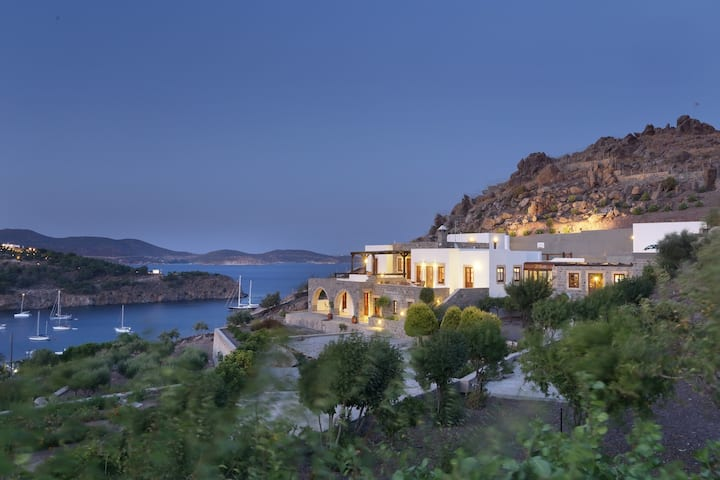 Villa Diamond, Patmos Luxury & Style