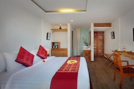 Ubud Cozy Room with Peaceful View - Tampaksiring - Bed & Breakfast
