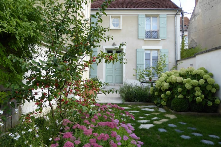 La Maison du Clos Rigaux - Dormans - Hus