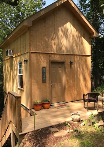 Modern Rustic Tiny House