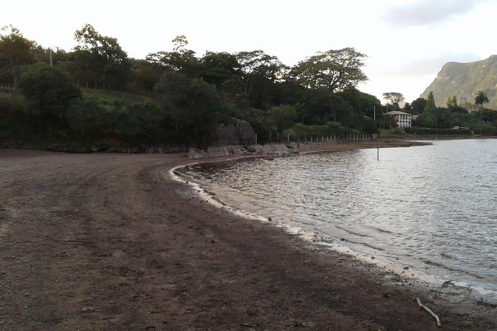 Vista da Praia 'a direita