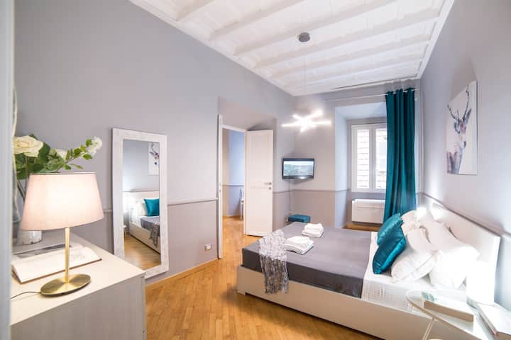 Charming and cozy Flat at Pantheon FAMM Apartments