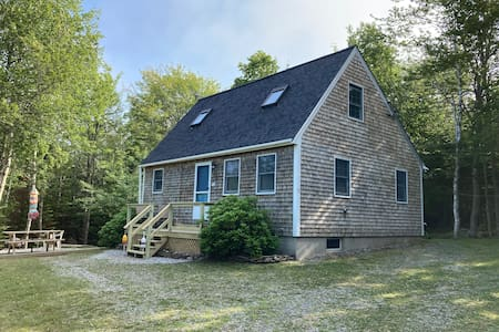 Cozy Pemaquid Hide-a-way