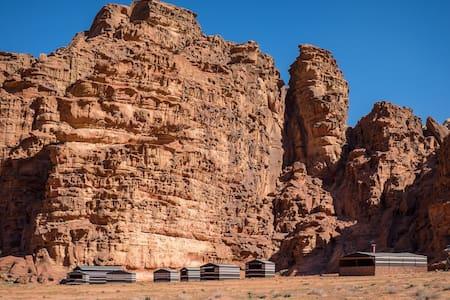 Arabian Nights Traditional Bedouin Dormitory Tent
