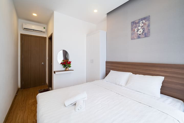 Apartment Infront Beach - Month Renting 4OO$ -1510