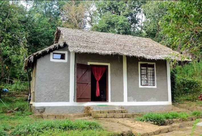 Standard Family cottage at Cherrapunjee