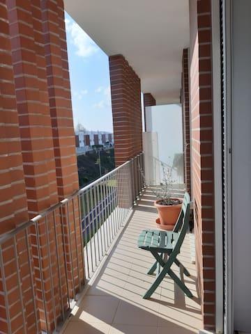 Quiet apartment in the City Park