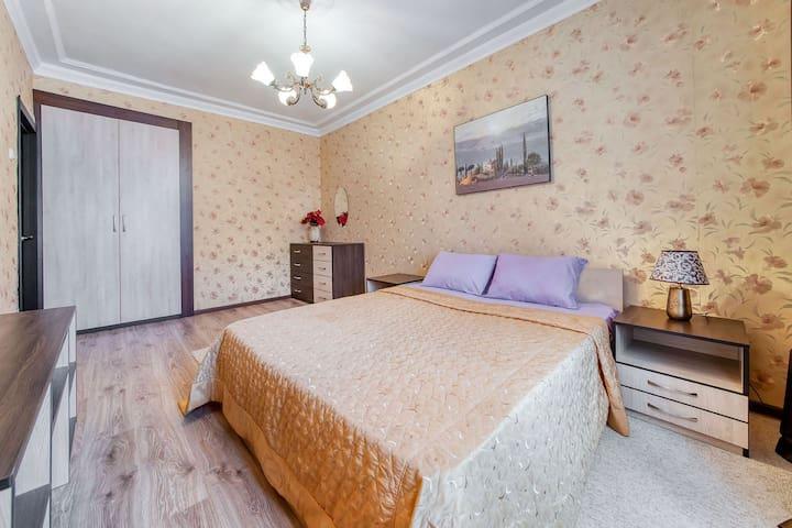 Уютные апартаменты в центре Минска возле метро