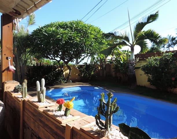 Villa piscine, billard, détente & loisirs