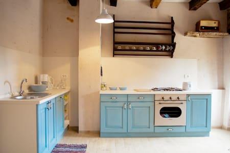 Amalia — Charming Old Istrian House - House