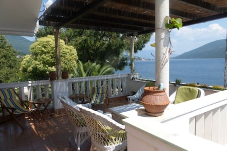Beautiful home next to the sea - Herceg Novi Municipality - Apartament
